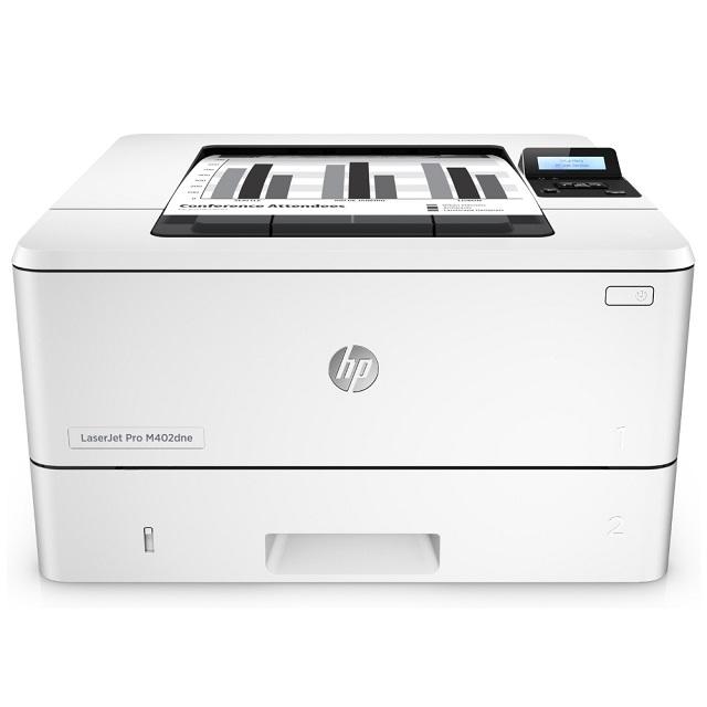 Máy in đen trắng HP LaserJet Pro M404dn có tốc độ in ấn tượng