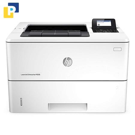 Máy in văn phòng tốc độ cao HP 506dn có thiết kế hiện đại