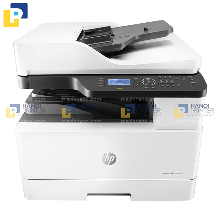 Riêng model máy cao nhất 436nda có khay ADF xử lý giấy tự động