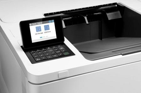 Máy in có giao diện thân thiện và dễ sử dụng