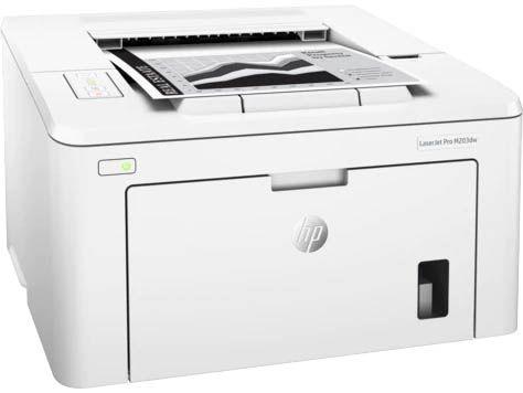 Máy in HP LaserJet Pro M203dw- dòng máy hiện đại hiện nay