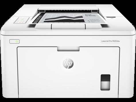 Máy in đen trắng giá rẻ 203dw mang đến một bản in đầy đủ chi tiết và sắc nét