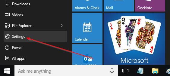 Di chuyển các ứng dụng đã cài đặt sang ổ đĩa khác Windows 10