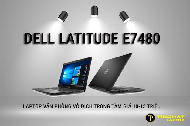 Thiết kế Dell Latitude E7480