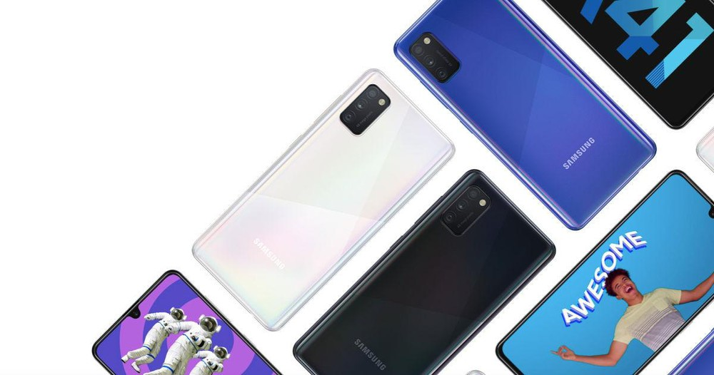 Samsung ra mắt mẫu điện thoại 5G ở phân khúc tầm trung 1