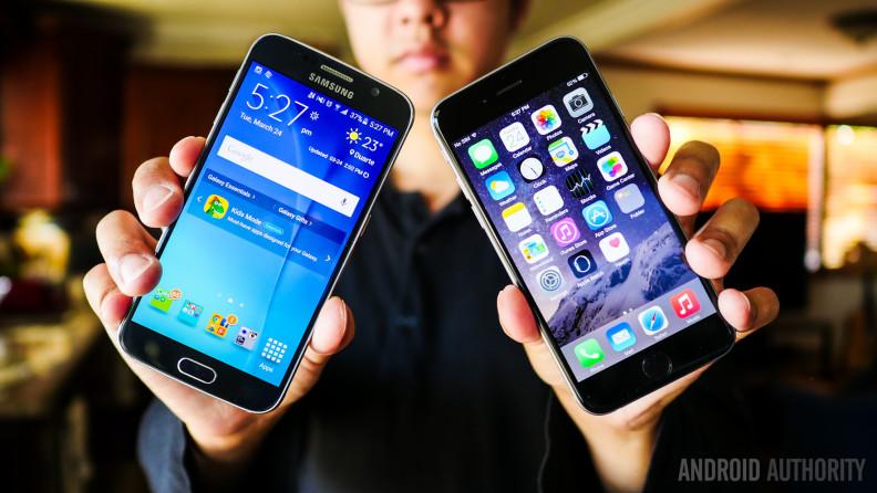 Galaxy S6 giảm giá cũng để cạnh tranh iPhone 6s