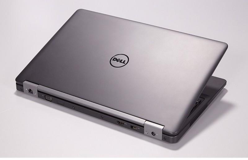 Thiết kế Dell Latitude E5570 gọn gàng, lịch lãm