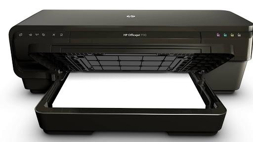 HP Officejet 7110 nổi bật với tính năng in khổ giấy A3 chuyên nghiệp