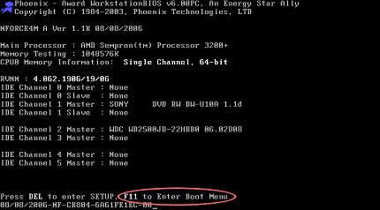 Vào BIOS máy tính
