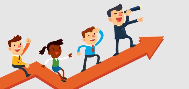 Người quản lý, lãnh đạo có vai trò rất lớn giúp doanh nghiệp đi lên