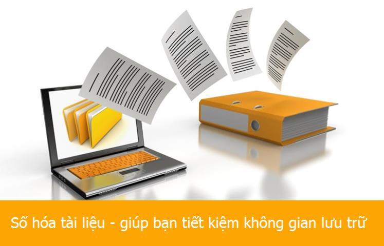 Số hóa tài liệu lưu trữ là gì