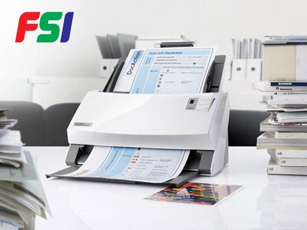 Máy scan Plustek SmartOffice PS396