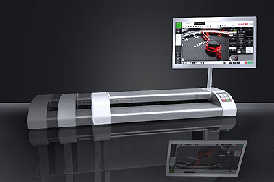 Máy scan khổ lớn a0 rowe 450i mang đếnchất lượng scan vượt trội cho người sử dụng