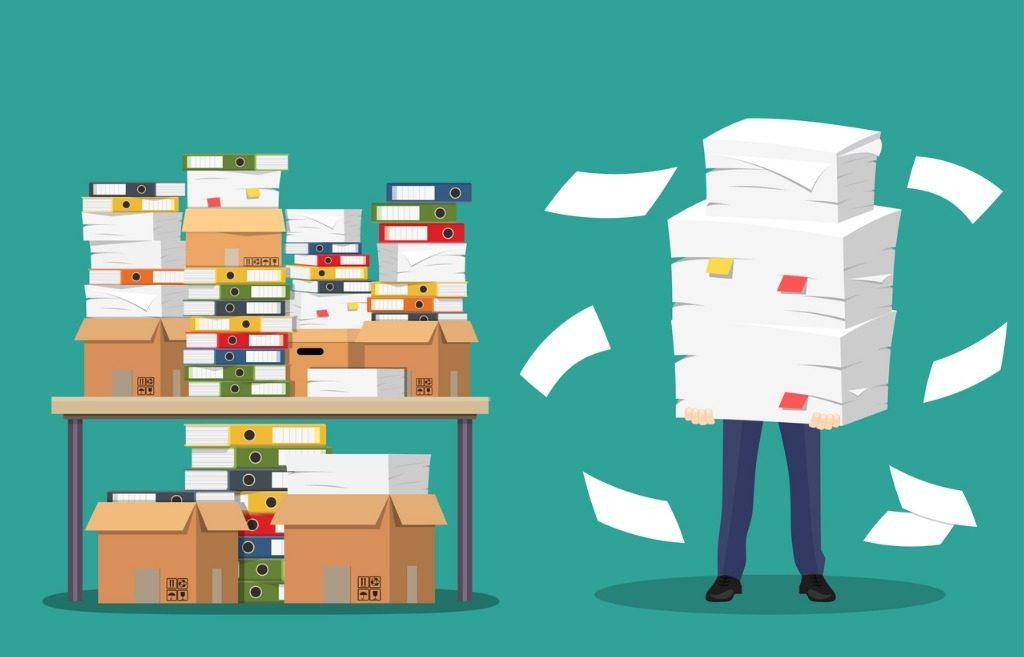 Tài liệu là gì? Quản lý tài liệu là gì?