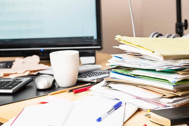 Thực trạng quản lý tài liệu khi chưa có phần mềm quản lý tài liệu