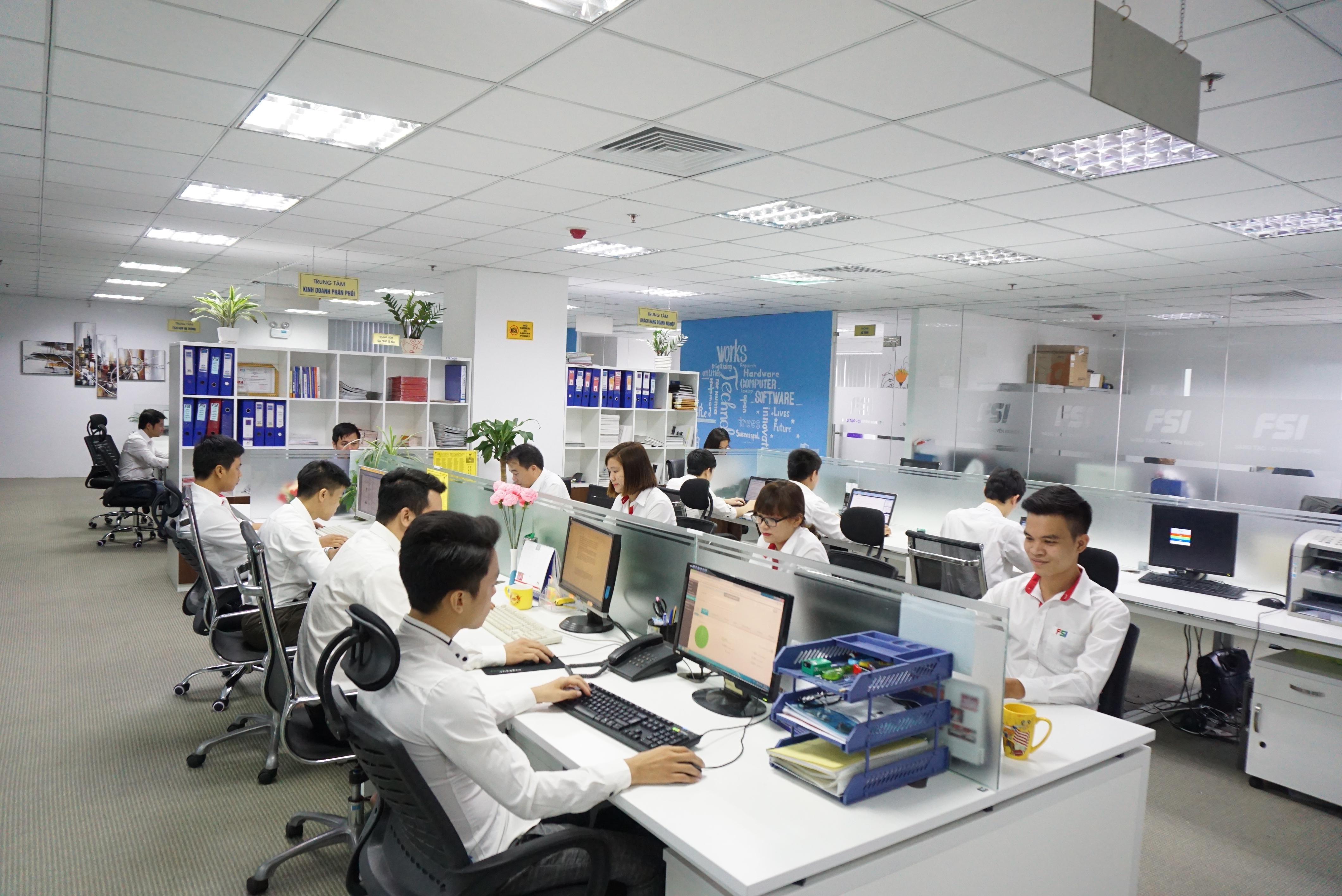 FSI – Doanh nghiệp hàng đầu về chuyển đổi số doanh nghiệp
