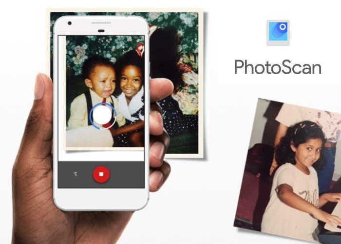 PhotoScan - ứng dụng scan ảnh tốt nhất cho android