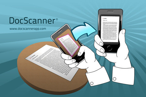 DocScan – phần mềm scan dành cho iphone