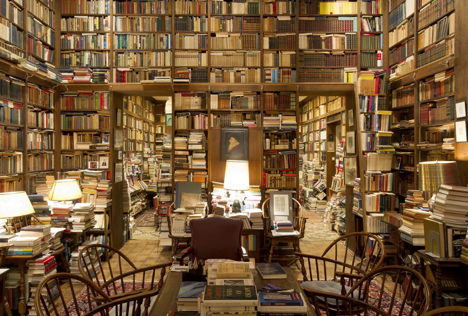 Tình trạng làm việc của các thư viện hiện nay