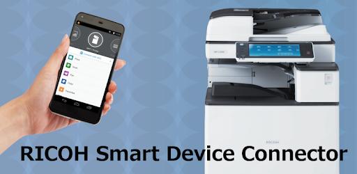 Ricoh Smart Device Connector - một phần mềm scan cho máy ricoh không thể thiếu