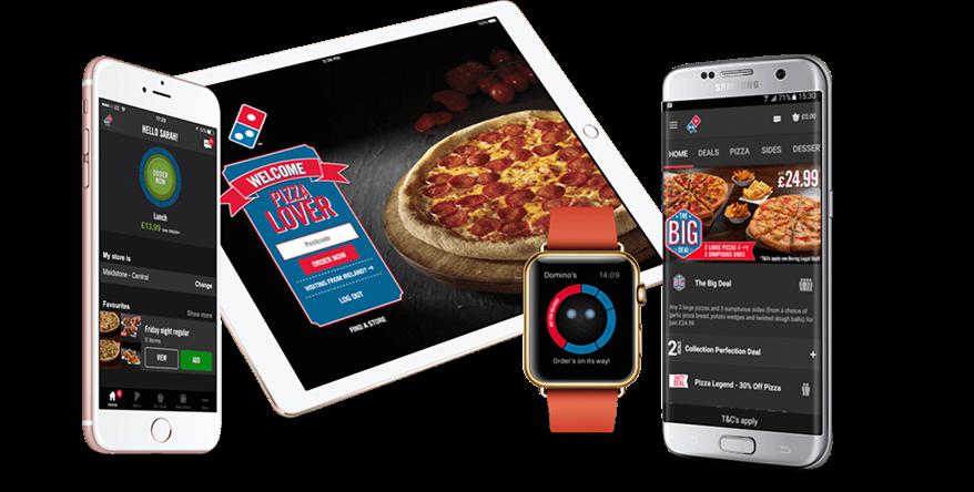 Chuyển Đổi Số – Case Study Của Domino Pizza
