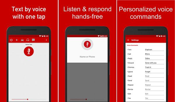 Ứng dụng nhận dạng giọng nói ListNote Speech-to-Text Notes