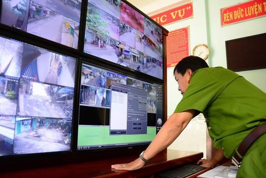 Hệ thống camera khu dân cư
