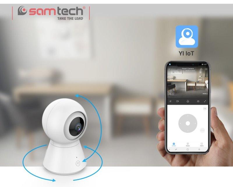 Tại sao không thể xem được nhiều hơn 1 camera cùng một lúc trên ứng dụng YI IoT