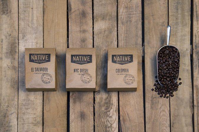 Bao bì cà phê có sẵn