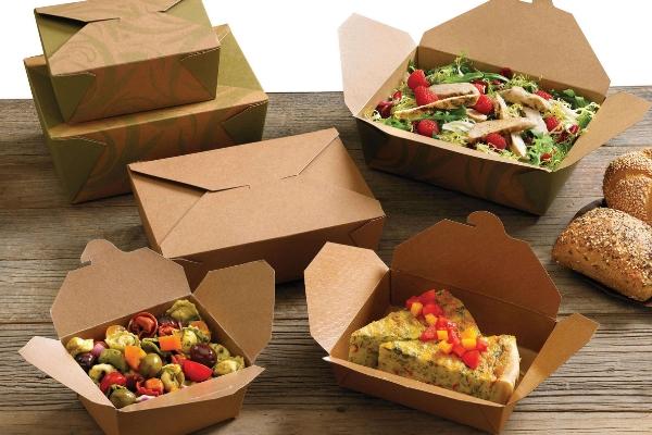 Bao bì giấy đựng thực phẩm đảm bảo an toàn cho sức khỏe