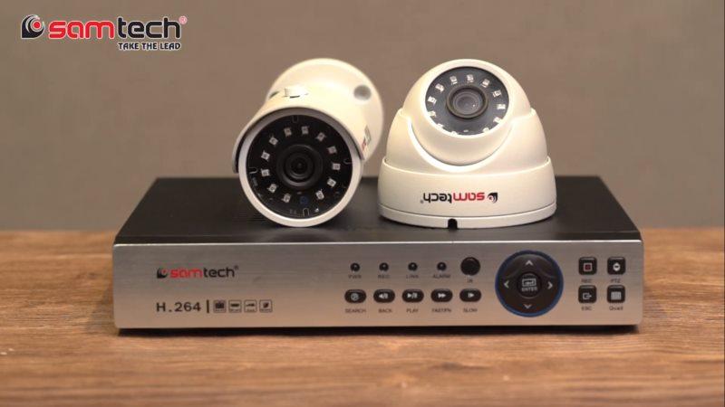 Camera đồng trục là gì? Nên lắp loại camera giám sát này ở đâu?