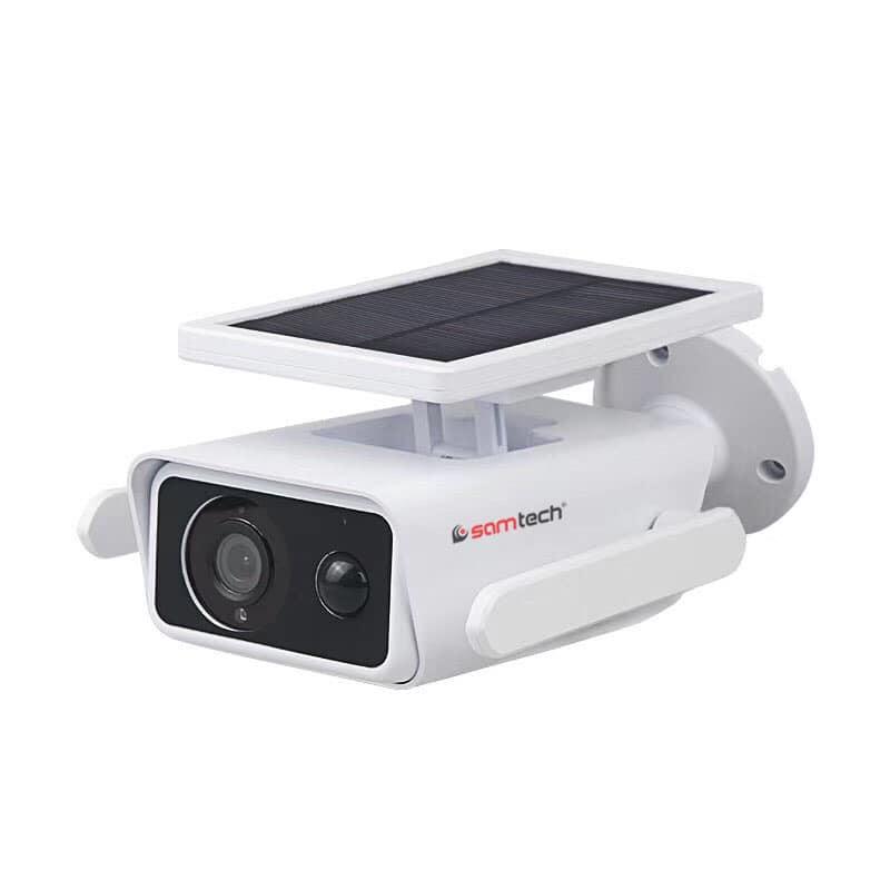 Khám phá công nghệ camera giám sát mới sử dụng năng lượng mặt trời