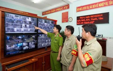 Thứ trưởng Bộ Công an: 'Nhân rộng việc gắn camera giám sát khu dân cư'