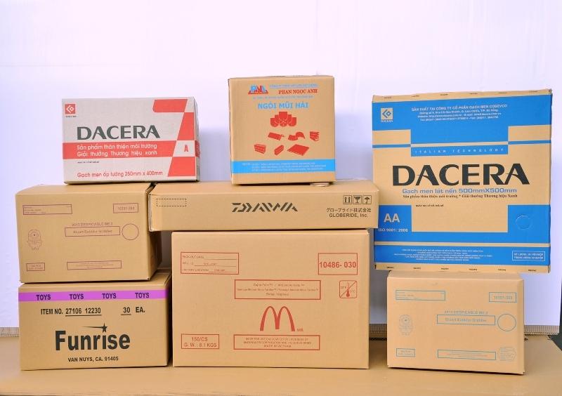 Cần phải lựa chọn nguyên liệu để làm thùng carton