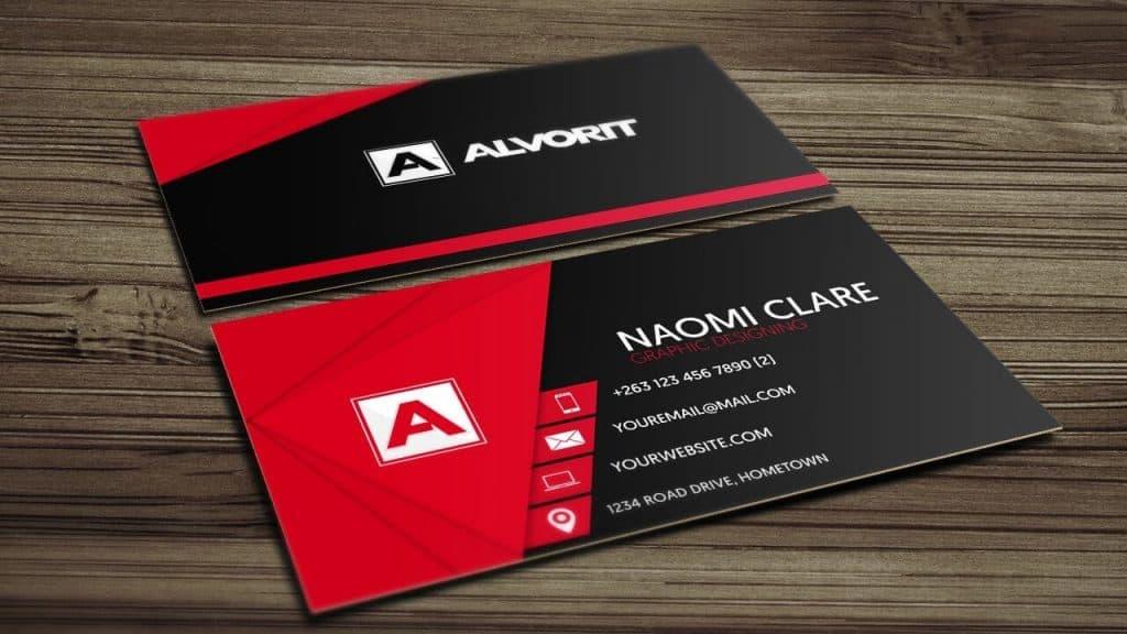 Card visit giúp quảng bá hình ảnh đến với đối tác