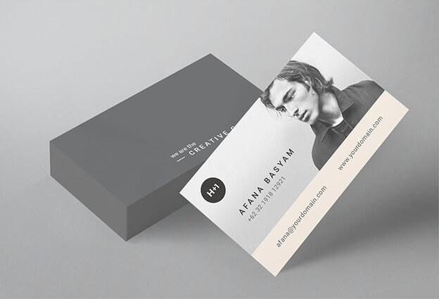 Card visit tạo dựng lòng tin cho khách hàng