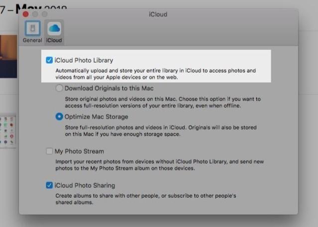 chuyển hình từ iphone sang macbook