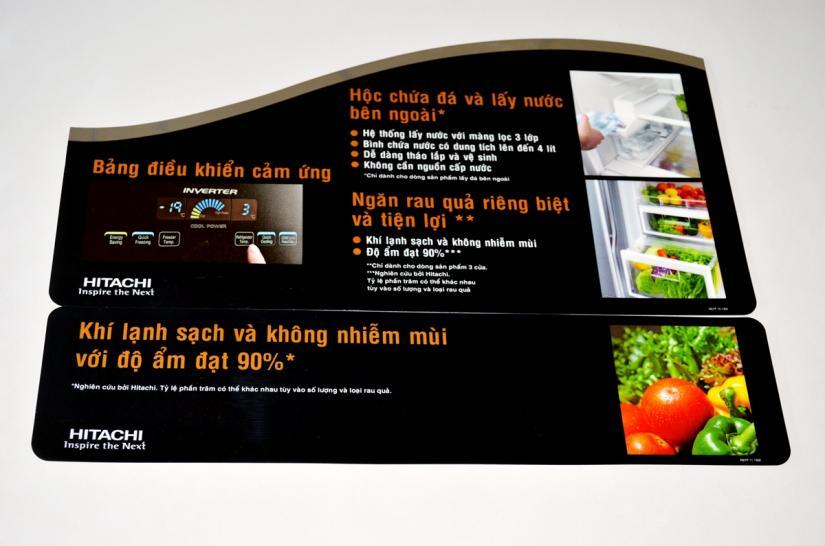 Các sản phẩm in ấn quảng cáo tại In7