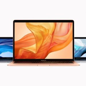MacBook Air 2018 - 3 màu