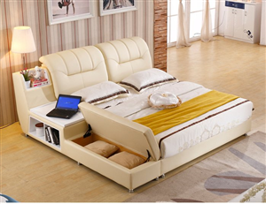 Địa chỉ bán giường ngủ đôi hiện đại nhiều kích thước