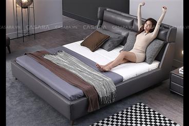 Giường ngủ đẹp phong cách hiện đại N144
