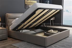 Giường ngủ đa năng thời trang cho phòng diện tích nhỏ