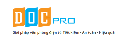 Hệ thống quản trị tài liệu DocPro