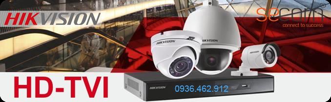 Phân phối camera Hikvision tại việt nam