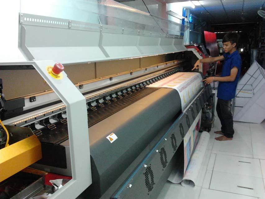 In ấn bằng kỹ thuật số