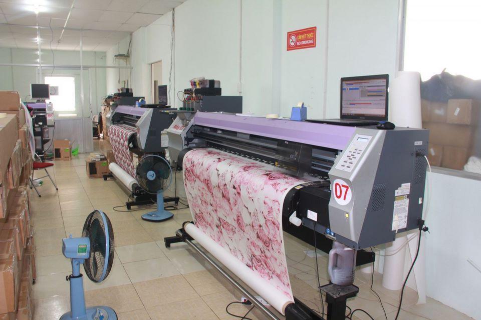 In ấn bao bì bằng kỹ thuật số