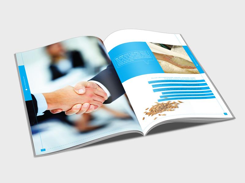 In Catalogue nắm giữ vai trò thu hút khách hàng