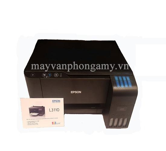 Máy in phun màu đa chức năng Epson L3110 với nhiều bước tiến nổi bật