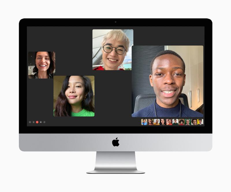 iMac 2020 - Nâng Cấp Camera Face Time Lên 1080p