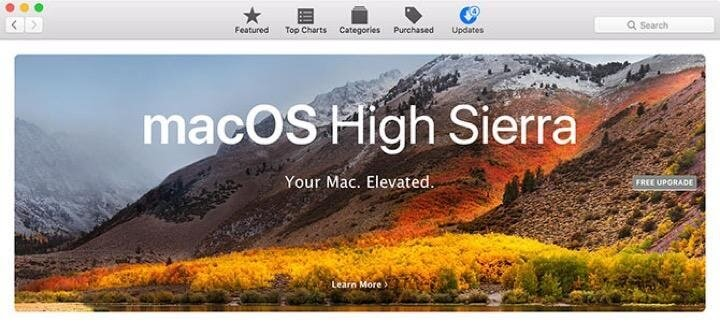 macbook air không nhận ổ cứng